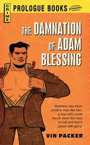 ksiazka tytuł: The Damnation of Adam Blessing autor: Packer Vin