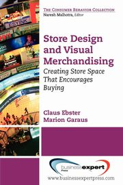 Store Design and Visual Merchandising, Ebster Claus