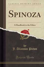 Spinoza, Picton J. Allanson