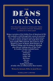 THE DEANS OF DRINK [PB], Brown Jared McDaniel