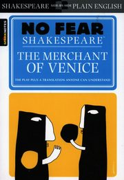 The Merchant of Venice No Fear Shakespeare, Shakespeare William, Crowther John