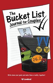 The Bucket List Journal for Couples, Lovebook