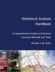 ksiazka tytuł: Statistical Analysis Handbook autor: de Smith Michael John
