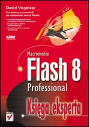 Macromedia Flash 8 Professional, Vogeleer David