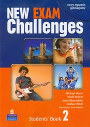 New Exam Challenges 2 Students' Book, Harris Michael, Mower David, Sikorzyńska Anna, White Lindsay