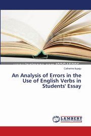 An Analysis of Errors in the Use of English Verbs in Students' Essay, Ilupeju Catherine