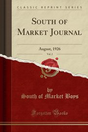 South of Market Journal, Vol. 2, Boys South of Market
