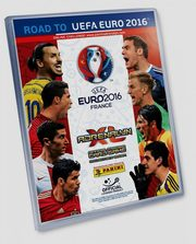 Klaser Road To UEFA EURO 2016 Adrenalyn,