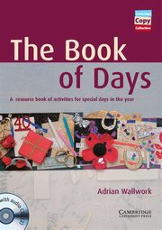 The Book of Days + 2CD, Wallwork Adrian