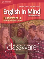English in Mind 1 Classware DVD, Puchta Herbert, Stranks Jeff
