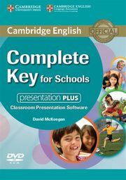 Complete Key for Schools Presentation Plus, David McKeegan