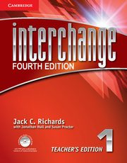 Interchange 1 Teacher's Edition with Assessment Audio CD/CD-ROM, Richards Jack C., Hull Jonathan, Proctor Susan