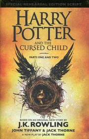 Harry Potter and the Cursed Child, Tiffany John, Thorne Jack
