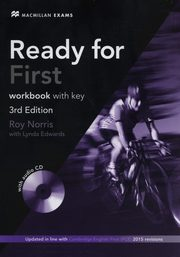 Ready for First 3rd Edition Workbook with key + CD, Norris Roy, Edwards Lynda