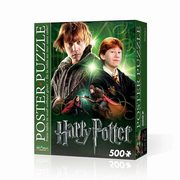 Wrebbit Poster Puzzle Ron Weasley 500,