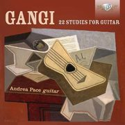 22 studies for guitar, Gangi M.