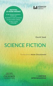 ksiazka tytuł: Science fiction autor: Seed David
