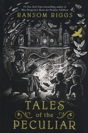 Tales of the Peculiar, Riggs Ransom