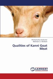 ksiazka tytuł: Qualities of Kanni Goat Meat autor: Sivakumar Pitchaimuthu