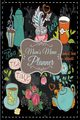 Mom's Menu Planner, Planners Creative