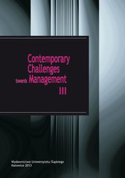 Contemporary Challenges towards Management III - 09 Application of Kirkpatrick model in a project re-qualifications of employees,